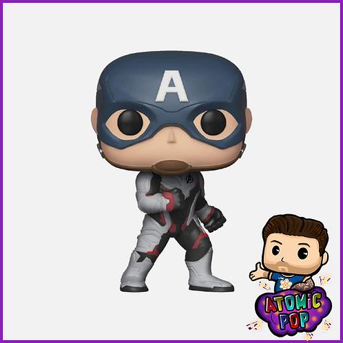 Avengers: Endgame - Captain America #450 *Minor Damage*