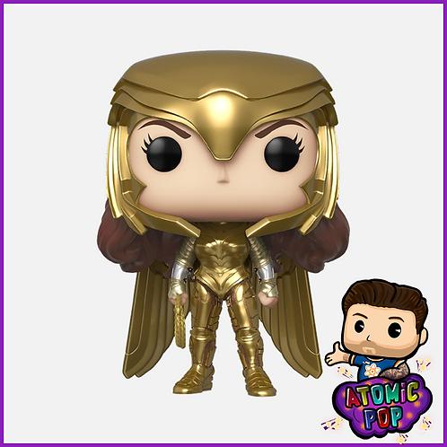 Wonder Woman 1984 - Wonder Woman (Golden Armor) #323