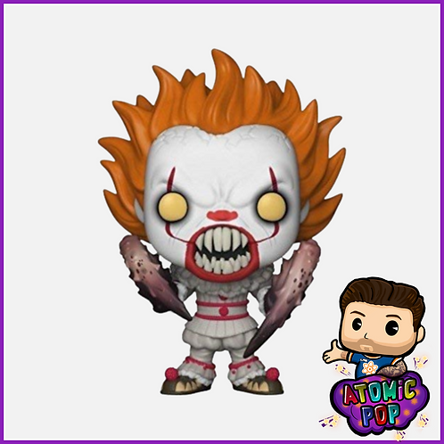 IT - Pennywise (Spider Legs) #542