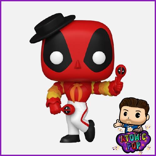 Deadpool Flamenco