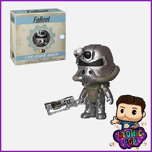 5 Star Fallout S2 T-51B Power Armor Vinyl Figure