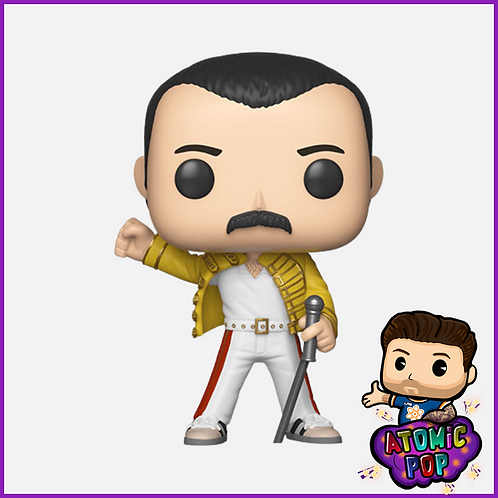 POP! Rocks - Queen - Freddie Mercury (Wembley 1986) #96