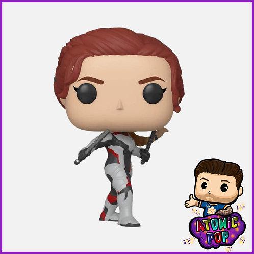 Avengers: Endgame - Black Widow #454