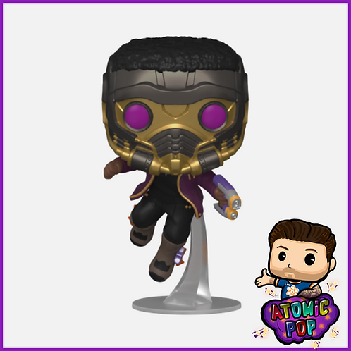 Marvel - What If...? - T'Challa Star Lord #871