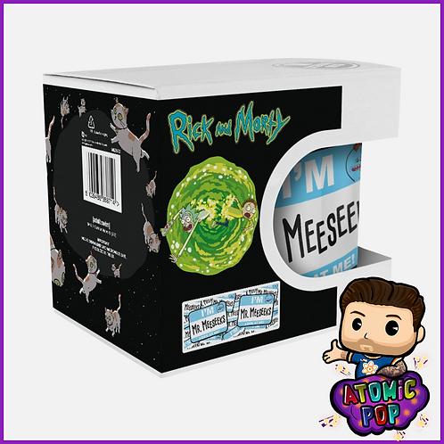 Rick and Morty - I'm Mr Meeseeks Look At Me Mug
