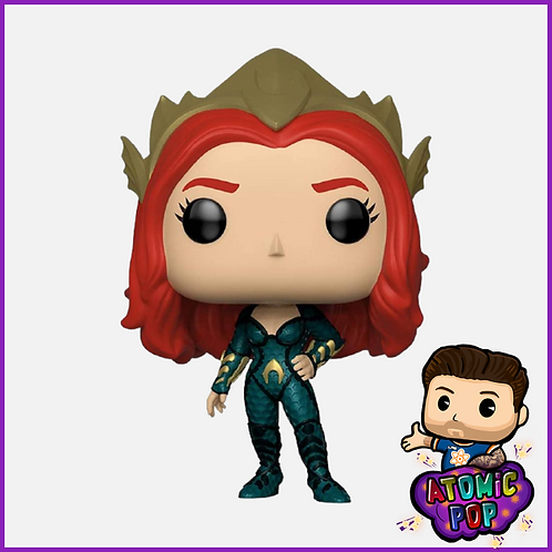 Aquaman - Mera #246