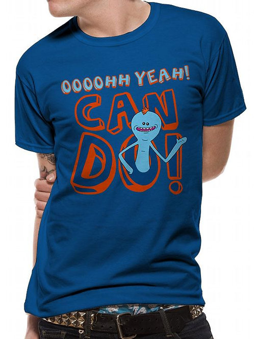 Rick and Morty - Can Do! T-Shirt