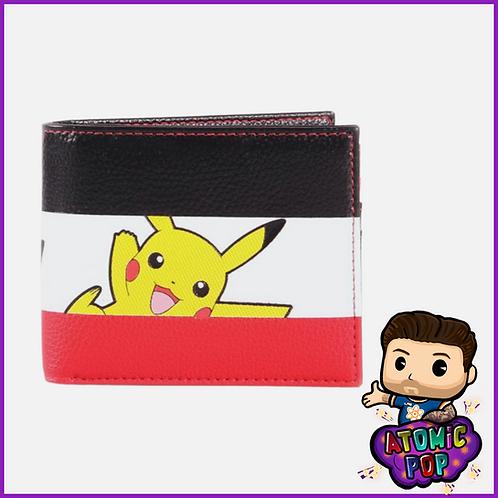 Pokemon Pikachu Bifold Wallet