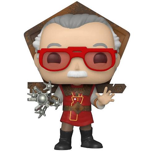 Marvel Stan Lee In Ragnarok Outfit #655