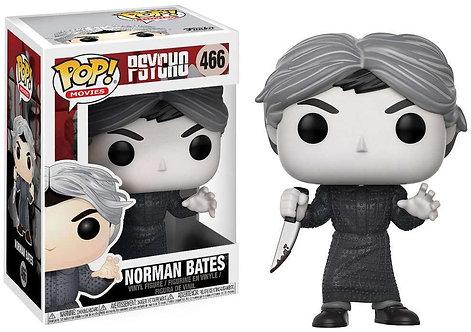 Psycho - Norman Bates (black & white) #466