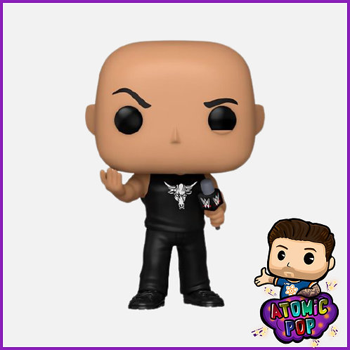 WWE - The Rock #78