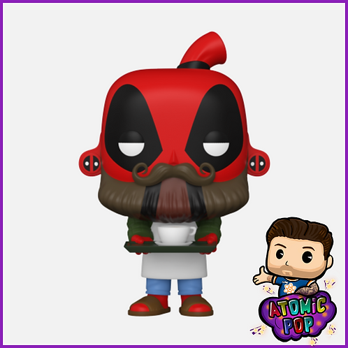 Deadpool 30th Anniversary - Coffee Barista #775