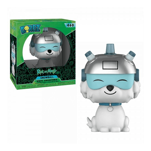 Rick and Morty - Snowball Dorbz #460