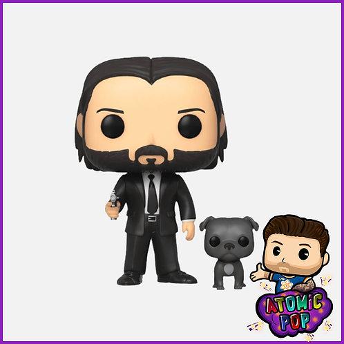 John Wick with Dog #580