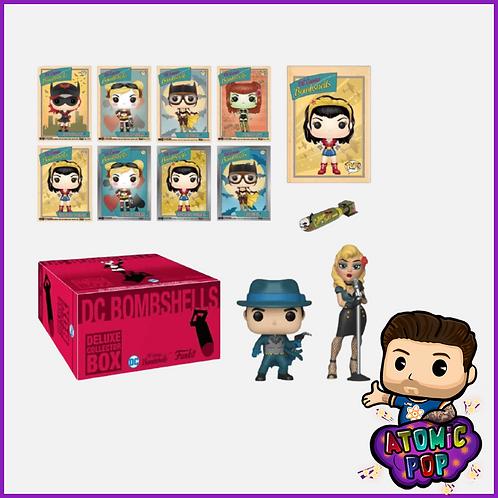 DC Comics Bombshells Deluxe Collectors Box