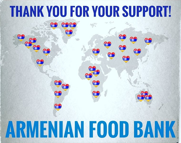 Armenian Food Bank
