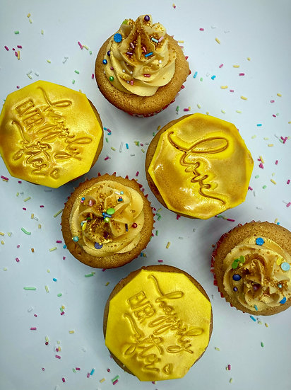 Happily Ever After Cupcakes