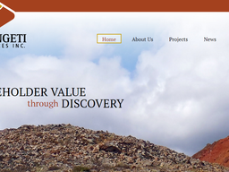 Radar Screen Pick – Serengeti Has a Known Resource Valued at Next to Nothing and a Big Target Below