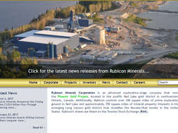 Rubicon Minerals – From Potential to be Lowest Cost Gold Producer to Shutting Down their Gold Mine i