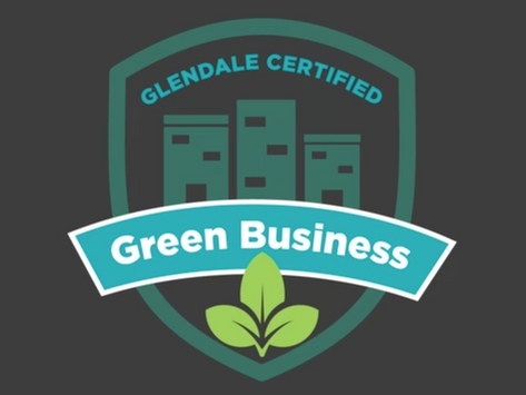 Join the City's Green Business Program!
