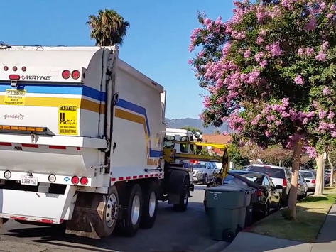 City Offers Free Bulky Item Pickup Collection