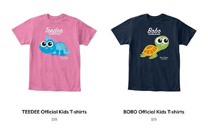 Bobo & Teedee Official Store