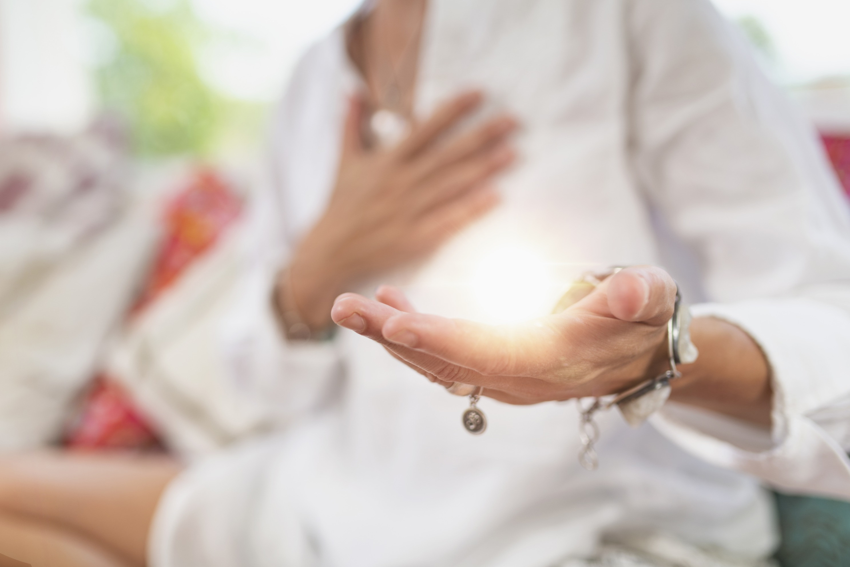 Distance Reiki and Intuitive Healing