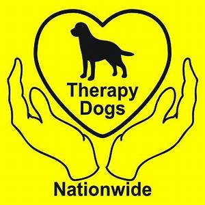 Dogs as aids to therapy - Charlotte & Ruby