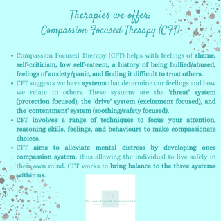 Our series: Therapies explained