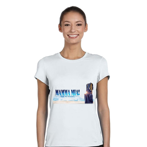 Mama Mia Here we go again T-Shirt