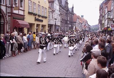 Schützenumzug 1980