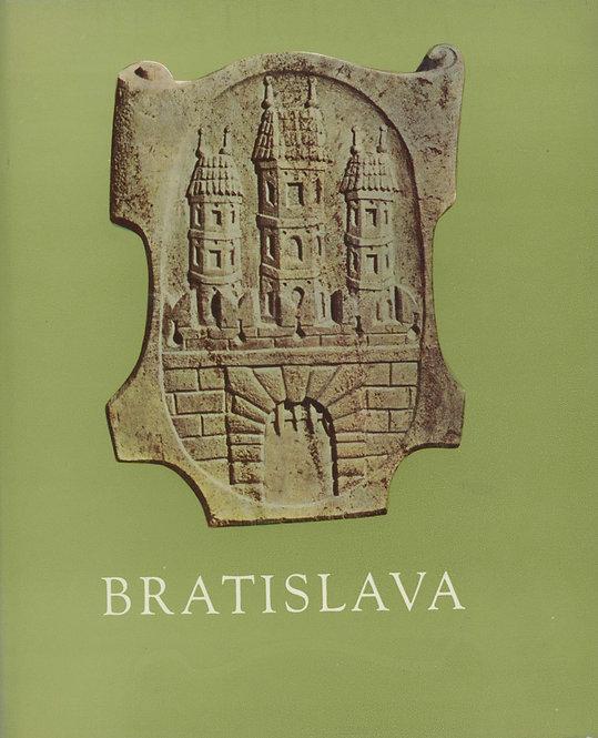 Spisy Mestského múzea v Bratislave - Bratislava, zväzok 5