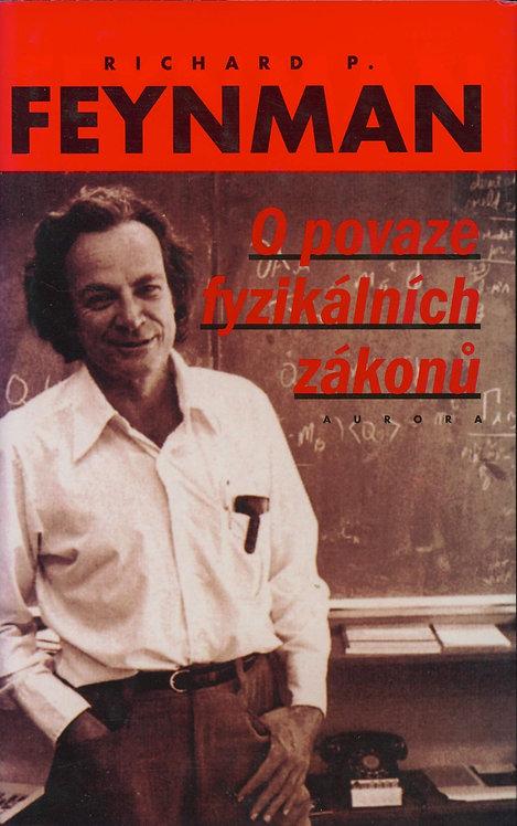 Feynman Richard P., O povaze fyzikálních zákonů