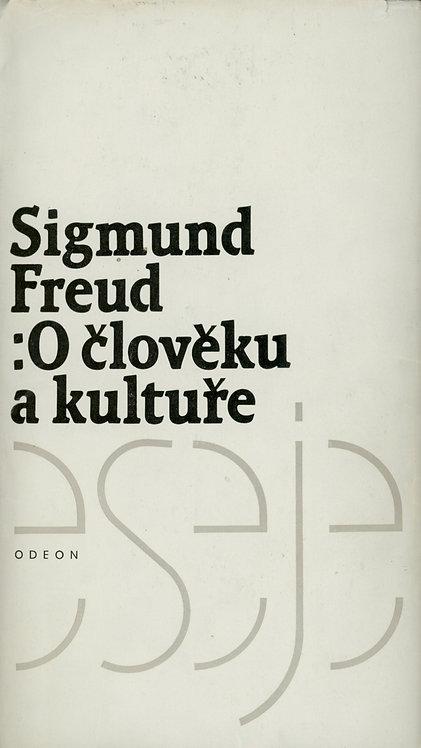 Freud Sigmund, O člověku a kultuře