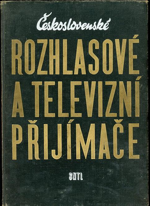 Kottek Eduard, Československé rozhlasové a televizní přijímače I., II. (1960 - 1