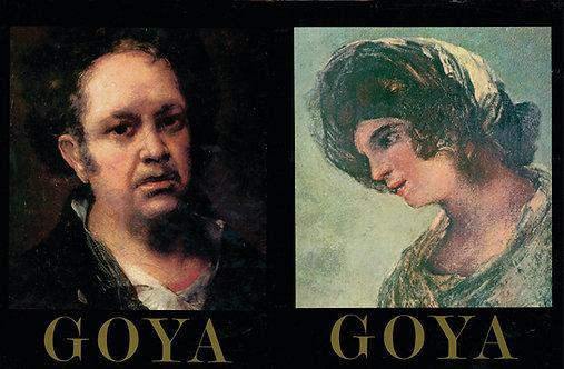 Gudiol José, Goya I. - II.