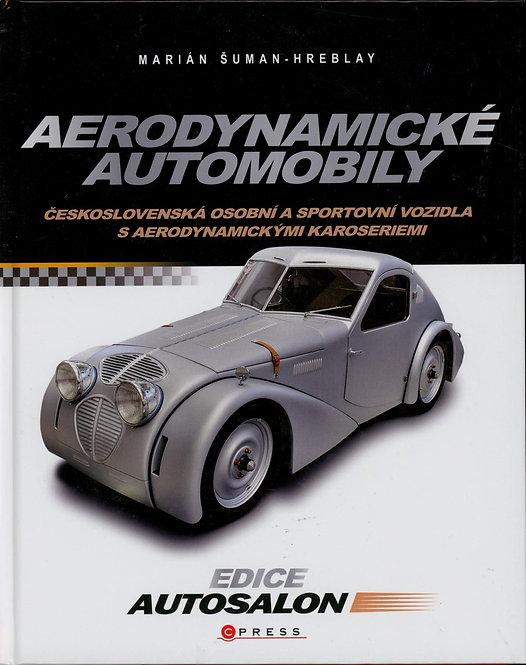 Šuman-Hreblay Marián, Aerodynamické automobily