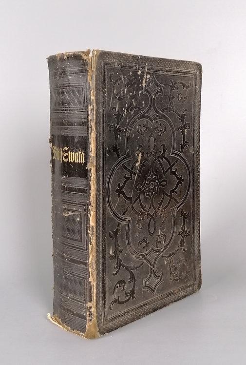 Biblia Sacra,To gest: Biblj Swatá, aneb wssecka Swatá Pjsma Starého i Nowé