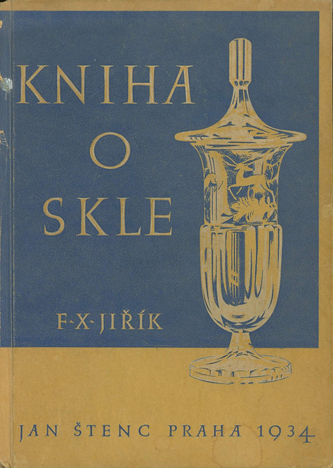 Jiřík F. X., Kniha o skle