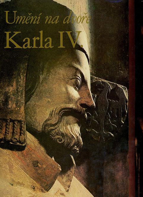 Stejskal Karel, Umění na dvoře Karla IV.
