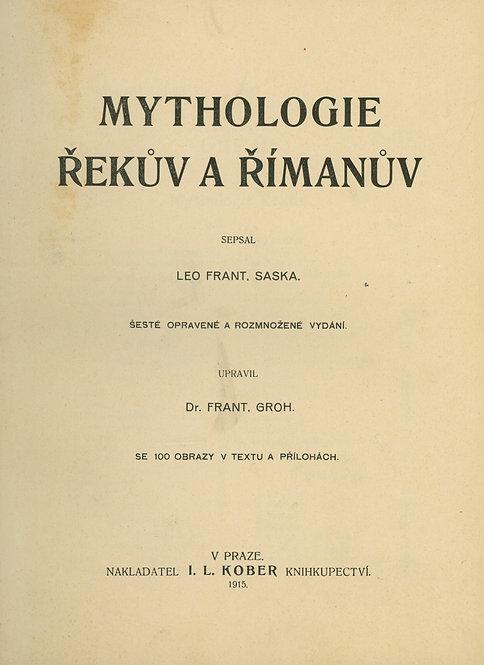 Saska Leo Frant., Mythologie Řekův a Římanův