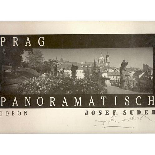 Sudek Josef, Prag Panoramatisch