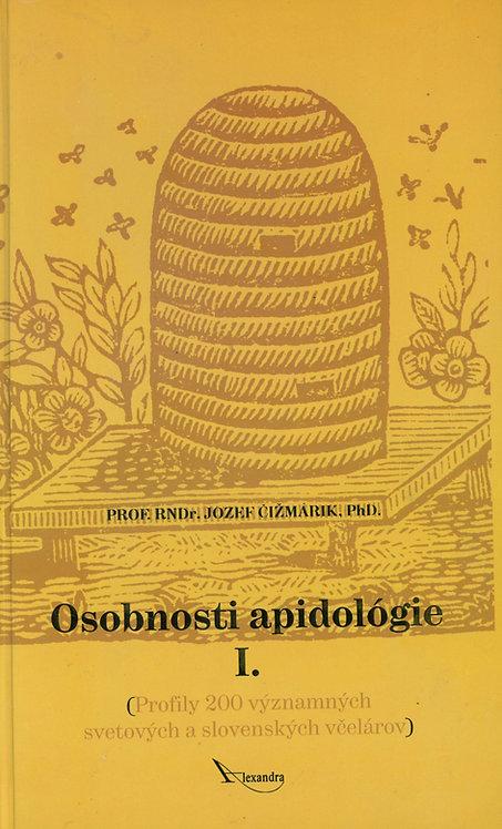 Čižmárik Jozef, Osobnosti apidológie I.
