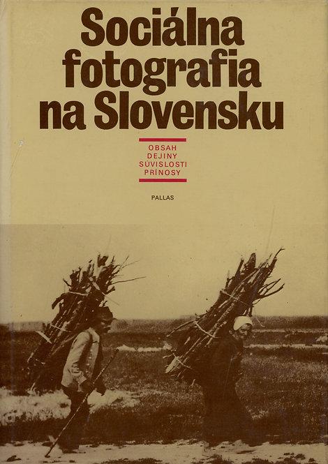 Hlaváč Ľudovít, Sociálna fotografia na Slovensku