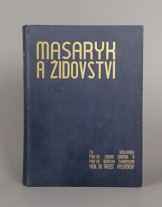 Masaryk a židovství