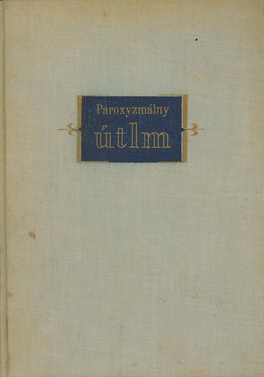 """Svorad Domin, Paroxyzmálny útlm, Experimentálna analýza """"hypnózy zvierat"""""""