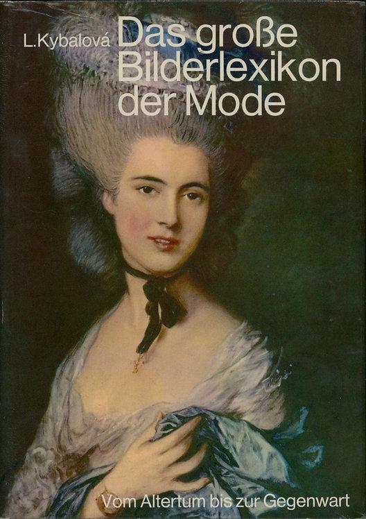 Kybalová Ludmila, Das grosse Bilderlexikon der Mode