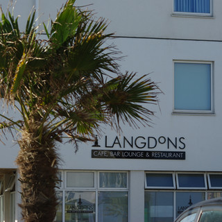Langdons from car park