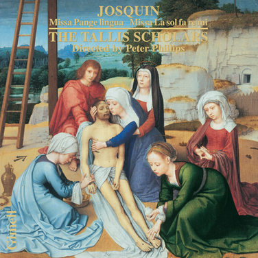 Josquin - Missa Pange lingua & Missa La sol fa re mi.