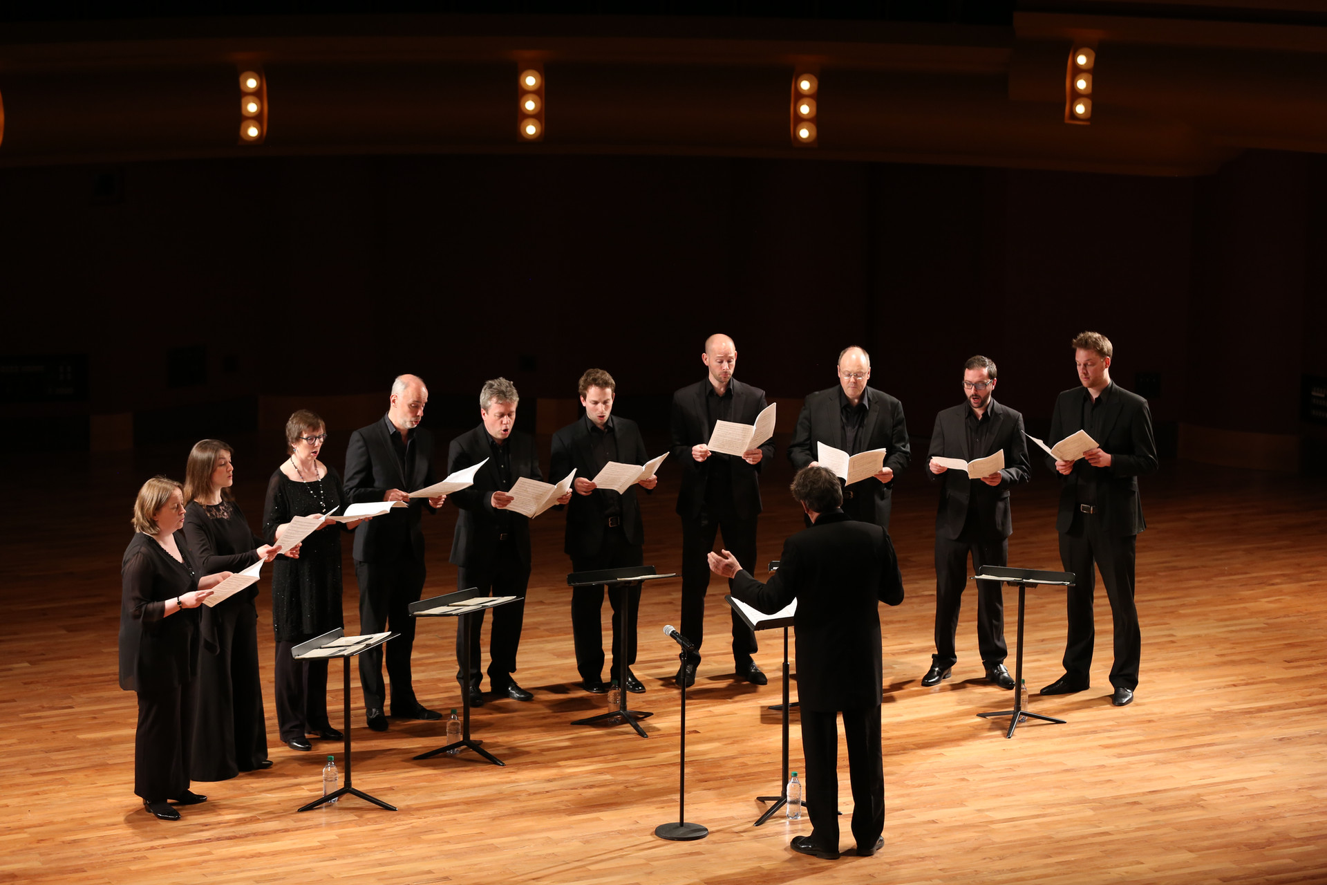 The Tallis Scholars at Notre Dame University, Indiana